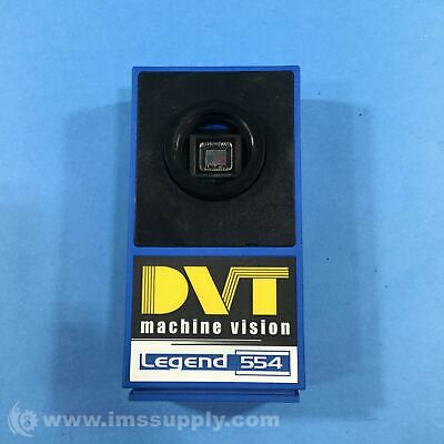 Cognex 554M DVT Machine Vision Legend 554 554M Camera  USIP