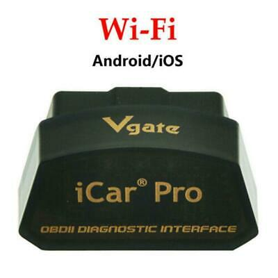 Vgate iCar Pro Bluetooth/WIFI Adapter OBD2 Diagnostic Code Reader Scanner T I3U9