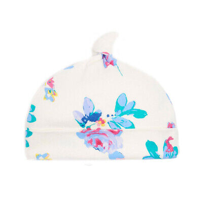 Joules Baby Girls Koo Knotted Hat Cream Margate Posy