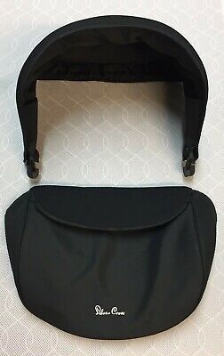 Silver Cross Simplicity Car Seat Replacement Hood in Black