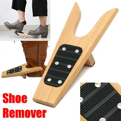 Heavy Duty Boots Puller Jack Welly Wellington Shoe Remover Scraper Cleaner Grip