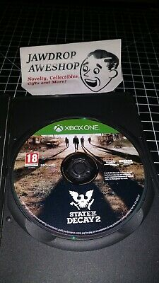 State Of Decay 2 Xbox One (Disc Only) Video Game Gift Action Adventure Zombies