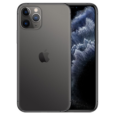 Apple iPhone 11 Pro - 256GB - Space Grau - Ohne Simlock Smartphone - ✅ Neu Ovp