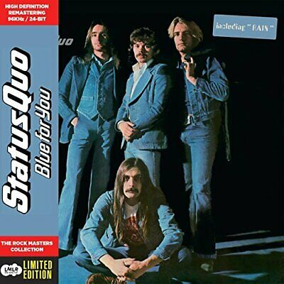 Status Quo-Blue For You (Coll) (Ltd) (Rmst) (Mlps) Cd Nuevo