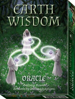 Earth Wisdom Oracle 32 Full Colour Cards and Instructions