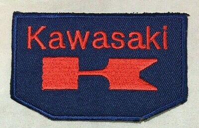 Parche Termoadhesivo | Kawasaki | Bordado | 84x53 mm | Patch