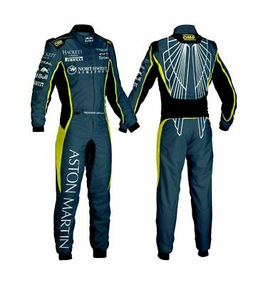 Go Kart Racing Suit -Cik Fia Level Ii Fre Gloves