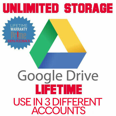 UNLIMITED GOOGLE Team DRIVE FOR YOUR EXISTING ACCOUNT buy 1 gift 2 very fast !