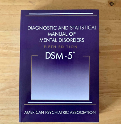 DSM-5 Diagnostic and Statistical Manual of Mental Disorders DSM-5-NEW