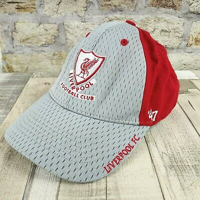 Official Liverpool FC Baseball Club Red and Grey