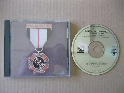 Electric Light Orchestra CD ELO's greatest hits EX CBS ZK 36310