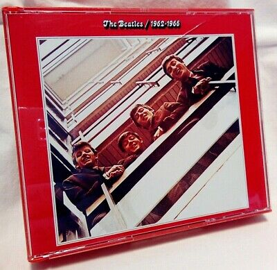 THE BEATLES, 1962-1966 THE RED ALBUM 26 Tracks 2CD's