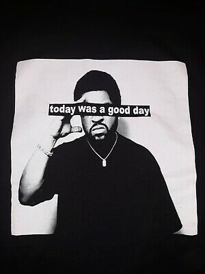 """Ice Cube /""""Today Was a Good Day NEW/""""  T-shirt  S-5XL"""
