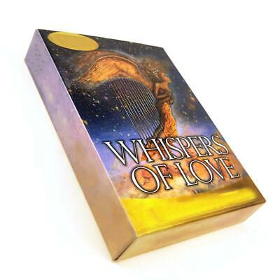 Whispers Of Love Oracle Tarot Card