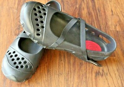 Details about Skechers Cali gear Rubber Shoes Sandals Size 10 Gray Strappy #U