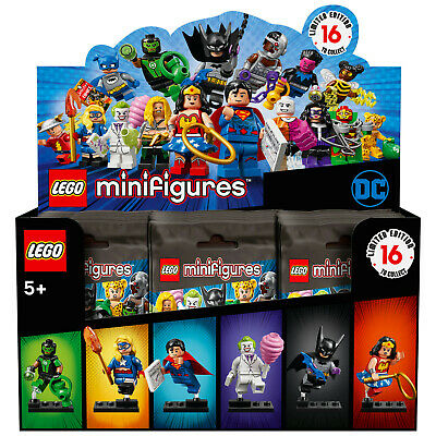 LEGO DC Super Heroes Minifigures NEW 2020 SEALED 71026 Flash Batman Joker SALE