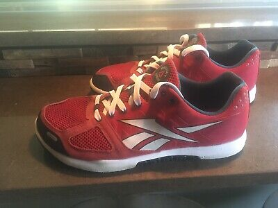 Reebok Crossfit Nano 2.0 Mens 9.5 Original Red