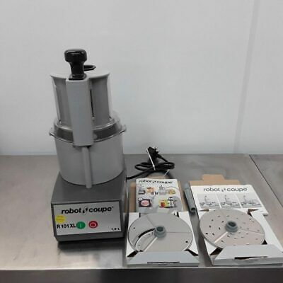 Commercial Food Processor Veg Prep Heavy Duty Stainless Mixer Robot Coupe R101XL
