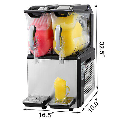 Slush Frozen Drink Machine Coffee Slush Maker Drink Ice Cold Slush Machine