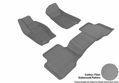 2016 Mitsubishi Mirage Hatchback Grey Loop Driver 2015 Passenger /& Rear Floor GGBAILEY D51571-S1A-GY-LP Custom Fit Car Mats for 2014