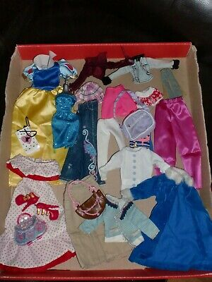 """Dolls Clothes for Fashion Dolls From 8""""-12"""" Tall Similar to Barbie/Bratz"""