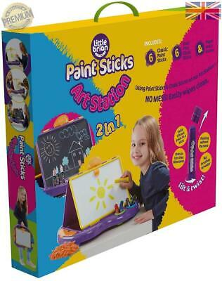 Little Brian LBCLASSICAS Paint Sticks Classic Art Station Multi c18ee3