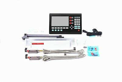 3 Axis LCD Digital Readout Dro And Linear Scale Linear Encoder Milling Lathe