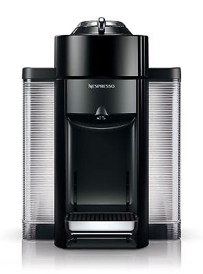 DeLonghi Nespresso Vertuo Coffee and Espresso Machine by DeLonghi ENV135B -Black