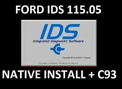 FORD IDS 115.05 + C93 Calibration files🔥DIAGNOSTIC SOFTWARE🔥 INSTANT DELIVERY