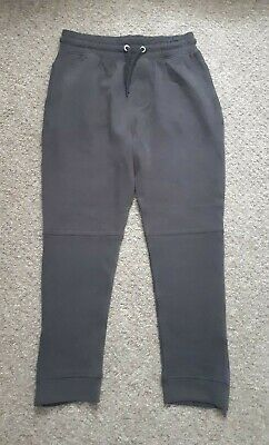 Next Boys Black Jogger Pants Trousers Age 12
