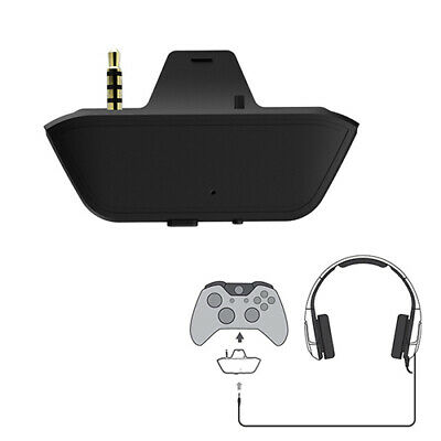 Wireless Stereo Headset Adapter Converter for Microsoft XBOX ONE Controller