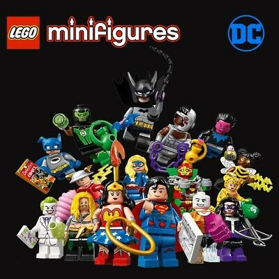 Pick your own Minifigure LEGO 71026 DC Super Heroes Batman Superman Minifigures