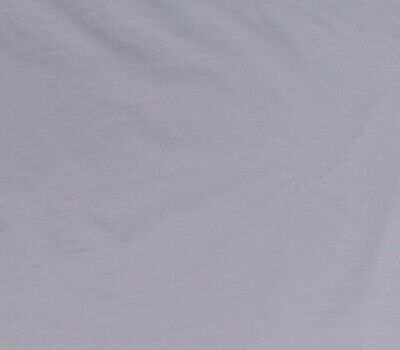 """64"""" Wide Broadcloth White Poly/Cotton Fabric by the Yard (D146.13)"""