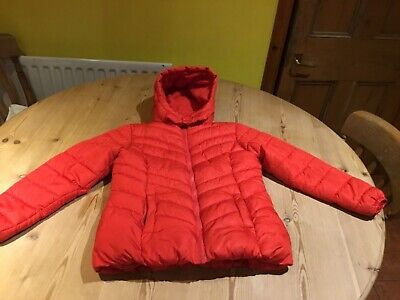 Girls Quilted Next Coat Age 11