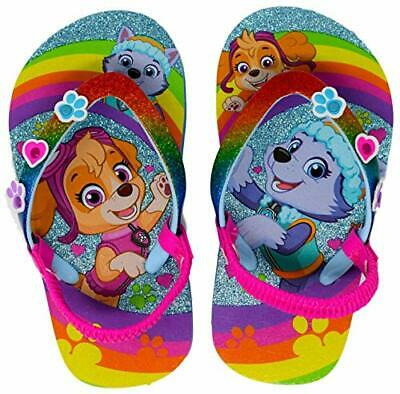 Toddler Girls PAW PATROL Sandals (Size Small 5-6) BRAND NEW W TAGS
