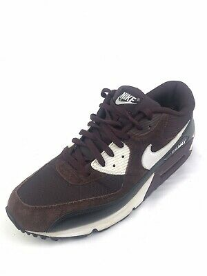 NIKE AIR MAX 90 Men's Casual Shoes Safety Orange Infrared