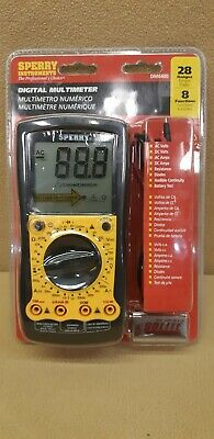 Sperry Instruments DM6400 Digital Multimeter
