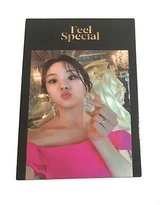 TWICE 8th Mini Album CHAYOUNG Feel Special Official Photocard KPOP NEW