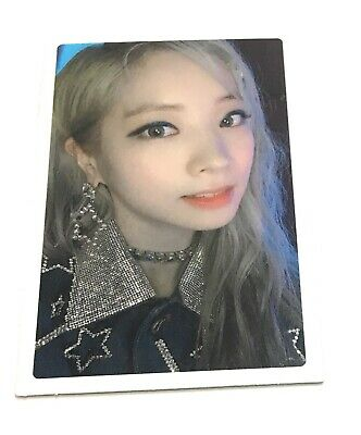 JYP TWICE 8th Mini Album Feel Special DAHYUN Official Photocard DAHYUN KPOP DH2