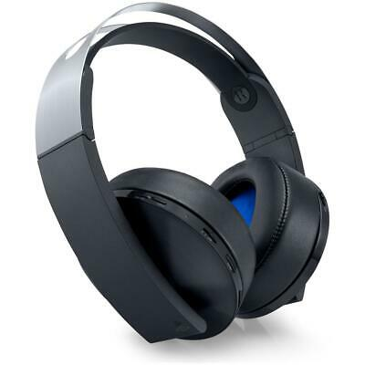 PS4 Platinum Wireless Headset Sony Play Station 4
