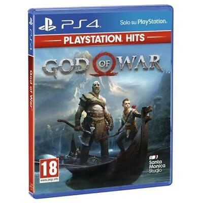 PS4 God of War - PS Hits Videogame Sony Play Station 4 gioco nuovo