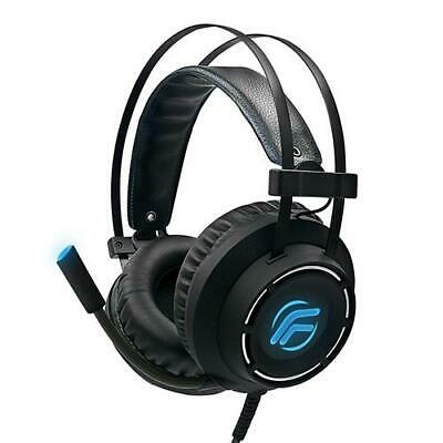 Cuffie Gaming Soundgame M06 Elite con Microfono RG per Console TV e PC Ps4 Xbox