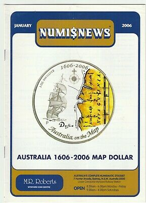2006 Numisnews Booklets M R Roberts 12 monthly issues