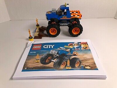Lego City Monster Truck Complete Set, 41097