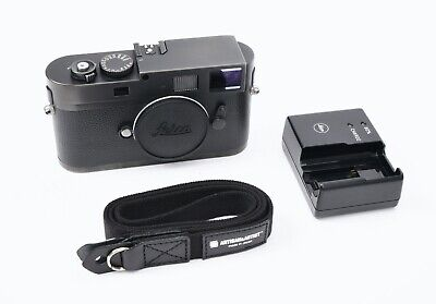 Leica M Monochrom 10760 Digital Camera - Black (Body Only)