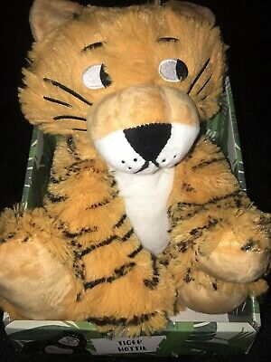 Adventure Is Out There Tiger Heatable Plush Hottie