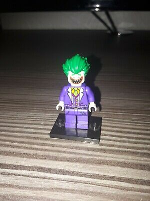Lego Batman Movie Joker Minifigure