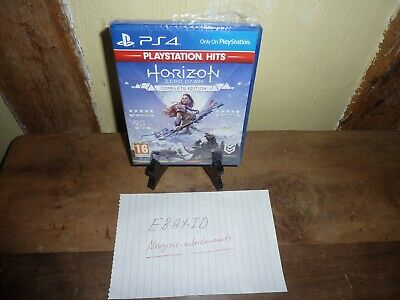 Horizon Zero Dawn Complete Edition Playstation Hits Sony PS4 Brand New Sealed