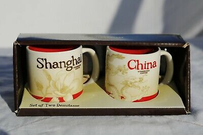 Starbucks City Mug Shanghai Yu Garden China Kaffeetasse