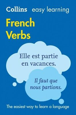 Easy Learning French Verbs MINT Collins Dictionaries